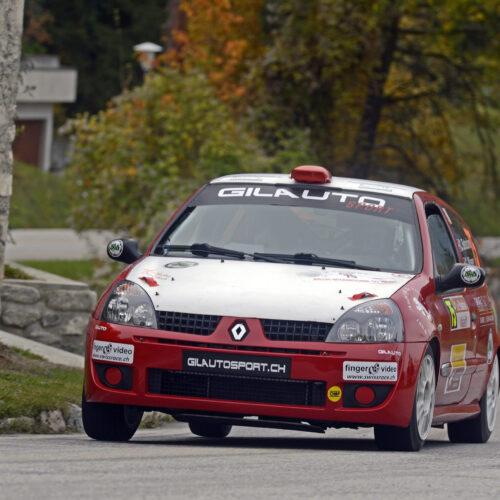 Rallye du Valais 2012 © Kaufmann Motorsport Suisse | Auto Sport Suisse