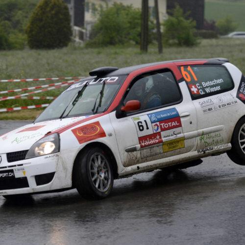 Rallye du Chablais 2013 © Kaufmann Motorsport Suisse | Auto Sport Suisse