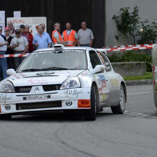 Rallye du Chablais 2014 © Kaufmann Motorsport Suisse | Auto Sport Suisse