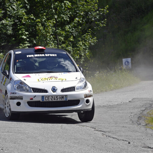 Rallye du Chablais 2018 © Kaufmann Motorsport Suisse | Auto Sport Suisse