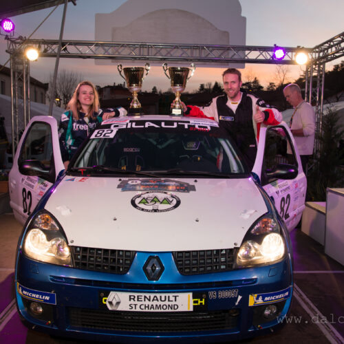 Rallye Pays du Gier 2019 © Archiv Betschen Motorsport Schweiz | Auto Sport Schweiz