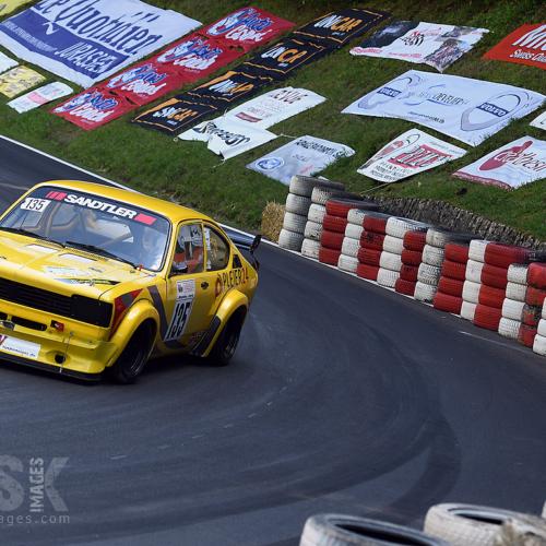 Alexander Pleier in Les Rangiers © Trusk Images Motorsport Schweiz | Auto Sport Schweiz