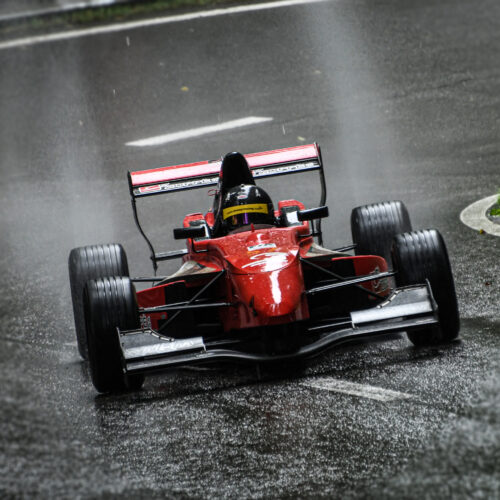 Henri Schmidt in Anzère © RK-Photography Motorsport Schweiz | Auto Sport Schweiz