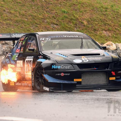 Roger Schnellmann in Anzère © Trusk Images Motorsport Schweiz | Auto Sport Schweiz