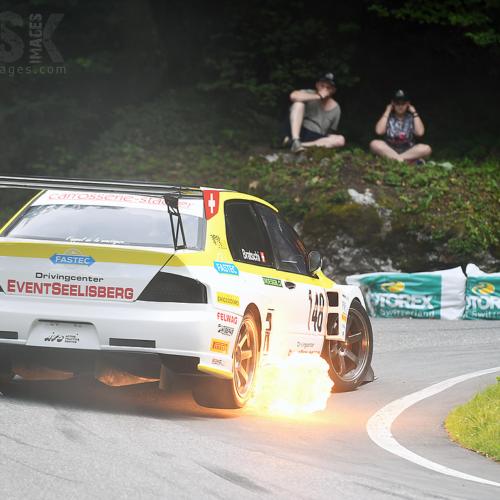 Ronnie Bratschi in Massongex © Trusk Images Motorsport Schweiz | Auto Sport Schweiz