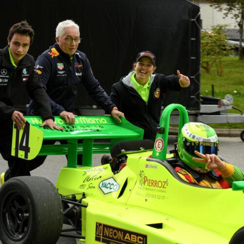 Sabrina Pierroz © RK Photography Motorsport Schweiz | Auto Sport Schweiz