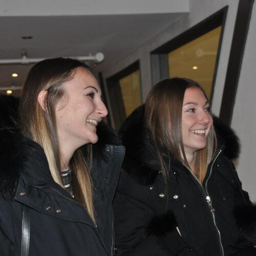 Léna Bühler (à droite) et sa soeur © Citino Motorsport Suisse | Auto Sport Suisse