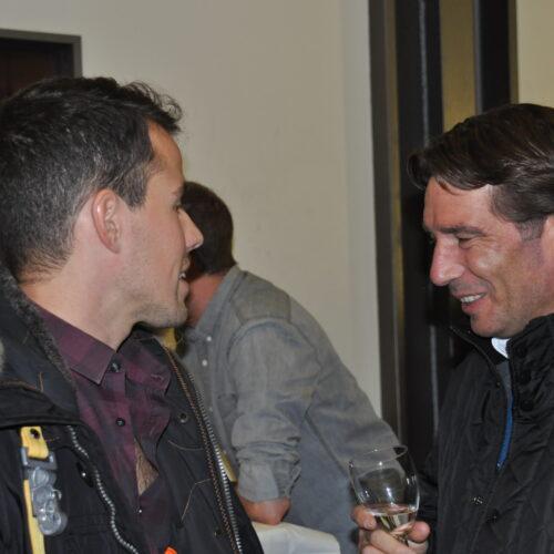 André Reinhard et Niklaus Gurtner © Citino Motorsport Suisse | Auto Sport Suisse