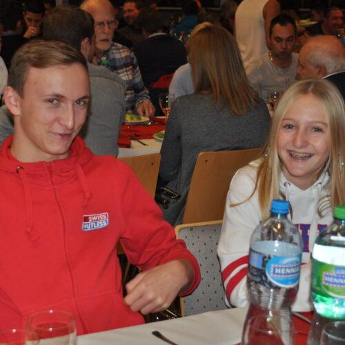 Mike Müller und Lynn Neuhaus © Citino Motorsport Schweiz | Auto Sport Schweiz