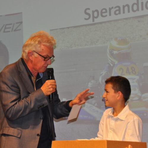 Peter Wyss und Elia Sperandio © Citino Motorsport Schweiz | Auto Sport Schweiz