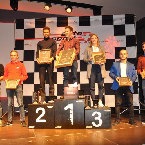 Christian Wiesmann, Mike Müller, Hicham Mazou, André Reinhard, Isabelle von Lerber, Samuel Weibel et Quentin Voria © Citino Motorsport Suisse | Auto Sport Suisse