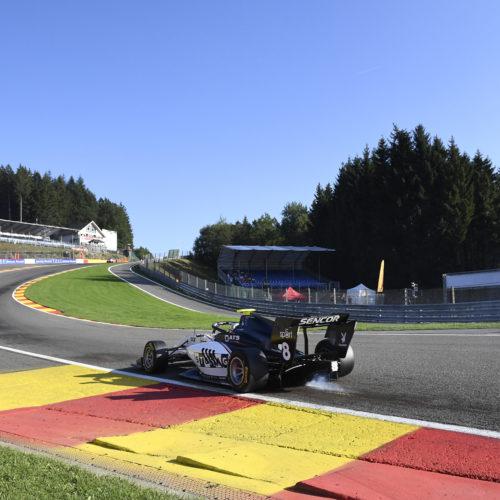 Fabio Scherer à Spa-Francorchamps © free Motorsport Suisse | Auto Sport Suisse