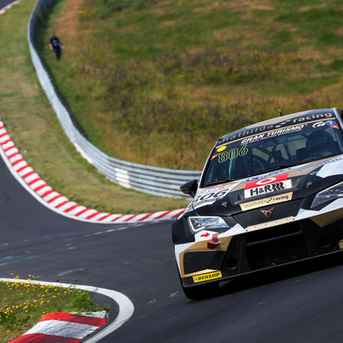 Frédéric Yerly au Nordschleife © free Motorsport Suisse | Auto Sport Suisse