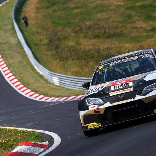 Frédéric Yerly auf der Nordschleife © free Motorsport Schweiz | Auto Sport Schweiz