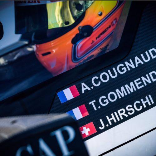Jonathan Hirschi © free Motorsport Suisse | Auto Sport Suisse