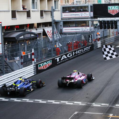 Louis Delétraz à Monaco © free Motorsport Suisse | Auto Sport Suisse