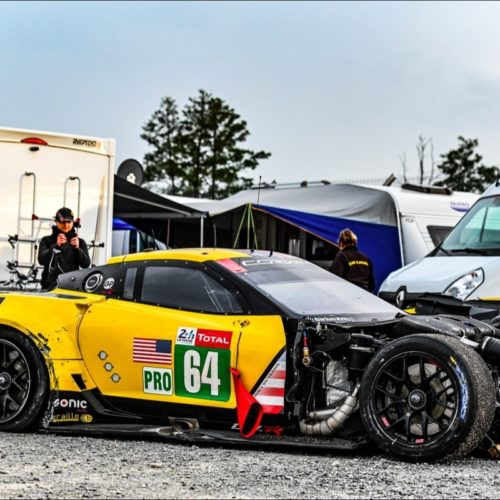 Marcel Fässler au Mans © free Motorsport Suisse | Auto Sport Suisse
