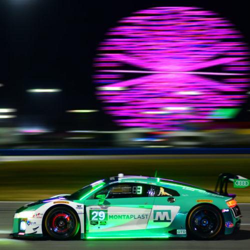 Ricardo Feller lors des 24h à Daytona © free Motorsport Suisse | Auto Sport Suisse