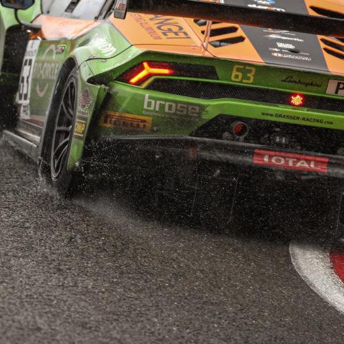 Rolf Ineichen lors des 24h à Spa-Francorchamps © free Motorsport Suisse | Auto Sport Suisse