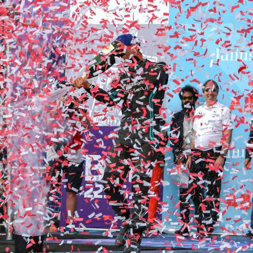Remise des prix lors de la Formule E à Berne © RK-Photography Motorsport Suisse | Auto Sport Suisse
