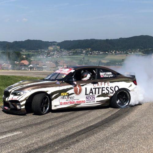 Yves Meyer © Eichenberger Motorsport Suisse | Auto Sport Suisse