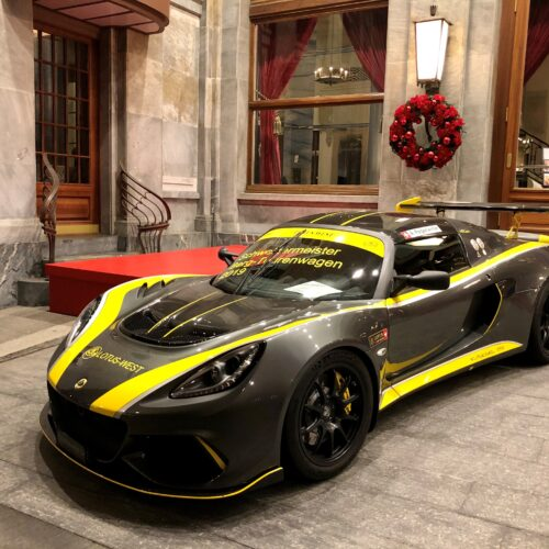Lotus Exige de Feigenwinter © Eichenberger Motorsport Suisse | Auto Sport Suisse