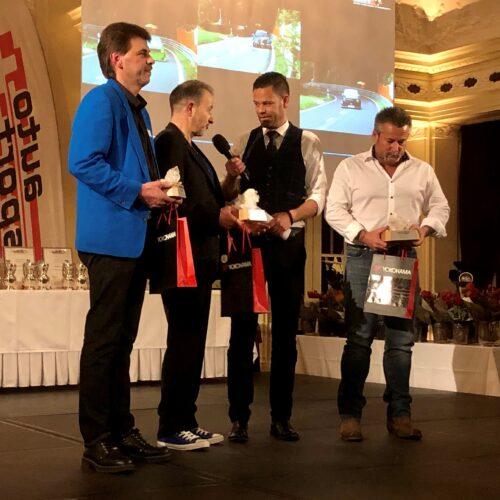 Schöpfer, Krebs, Studer und Bürki © Eichenberger Motorsport Schweiz | Auto Sport Schweiz