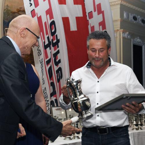 Michel et Bürki © Kaufmann Motorsport Suisse | Auto Sport Suisse
