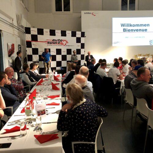 Les invités © Eichenberger Motorsport Suisse | Auto Sport Suisse