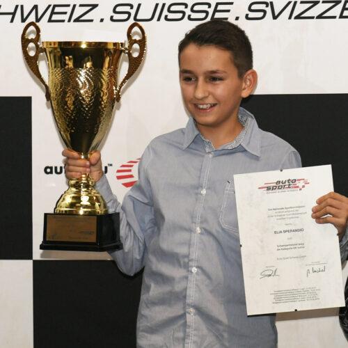 Sperandio © Kaufmann Motorsport Suisse | Auto Sport Suisse