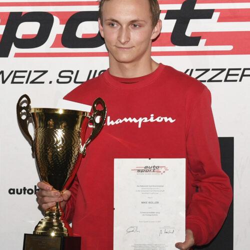 Müller © Kaufmann Motorsport Suisse | Auto Sport Suisse