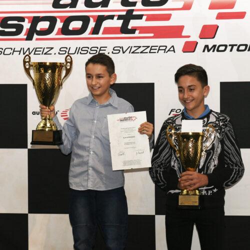Sperandio et Giraud © Kaufmann Motorsport Suisse | Auto Sport Suisse