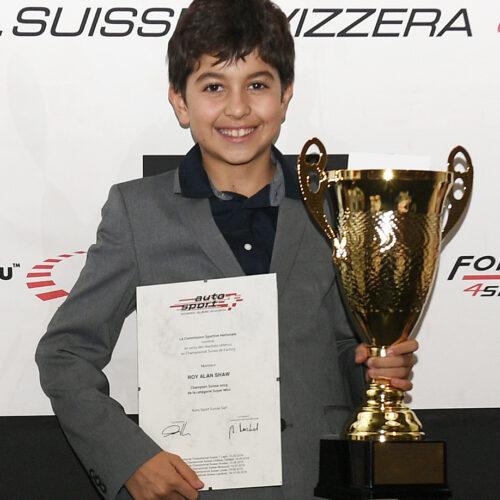 Shaw © Kaufmann Motorsport Suisse | Auto Sport Suisse