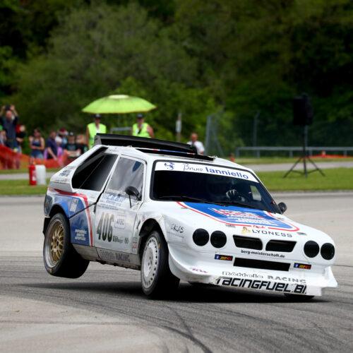 Bruno Ianniello © Steinmann, myphoto ch Motorsport Schweiz | Auto Sport Schweiz