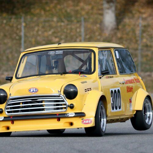 Daniel Musch © Steinmann, myphoto ch Motorsport Schweiz | Auto Sport Schweiz