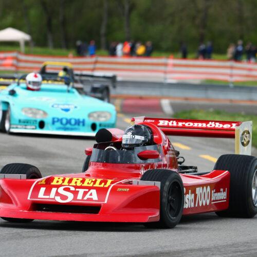 Oldies bei den Renntagen in Frauenfeld © free Motorsport Schweiz | Auto Sport Schweiz