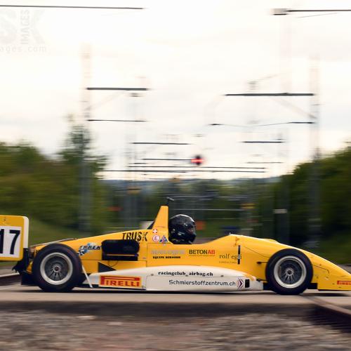 Philip Egli in Bière © Trusk Images Motorsport Schweiz | Auto Sport Schweiz
