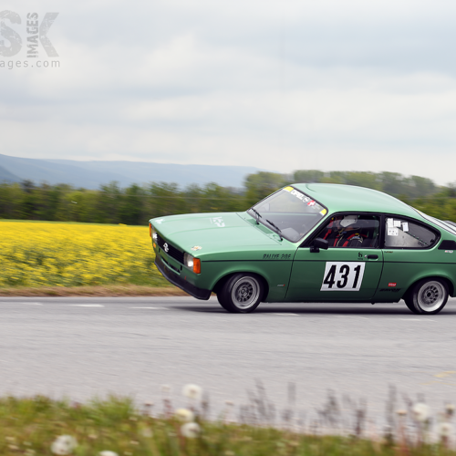 Steve Fahrni à Biere © Trusk Images Motorsport Suisse | Auto Sport Suisse